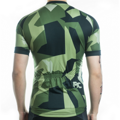 """Cluster"" Pro Cycling Jersey"