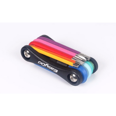 Custom Color 10 in 1 Cycling Tool