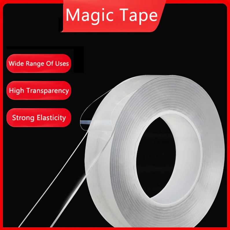 Multifunction Nano Double-Sided Tape(SET OF 3)