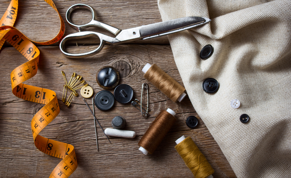 Clothes repairs and alterations