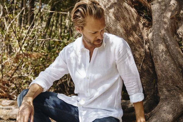 How To Fold A Shirt, in Partnership with Dundas London