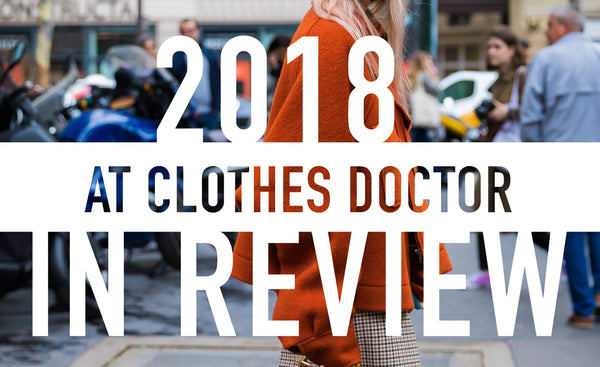 2018 Was A Good Year For Clothes Doctor