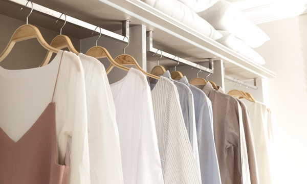 5 Steps To Achieving a Wardrobe That Makes You Happy