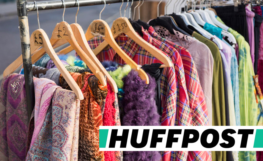 HUFFINGTON POST EXPLORES - HOW TO STOP BUYING CLOTHES FOR A YEAR