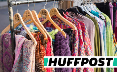 How To Stop Buying Clothes For a Year: Huffington Post Explores