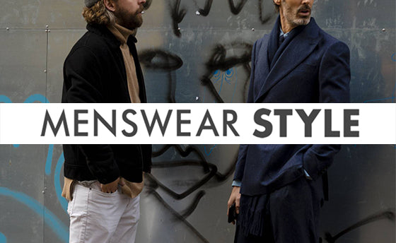 Menswear Style Features Clothes Doctor Founder