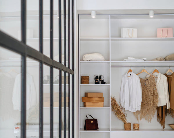 How To Start Spring Cleaning Your Wardrobe