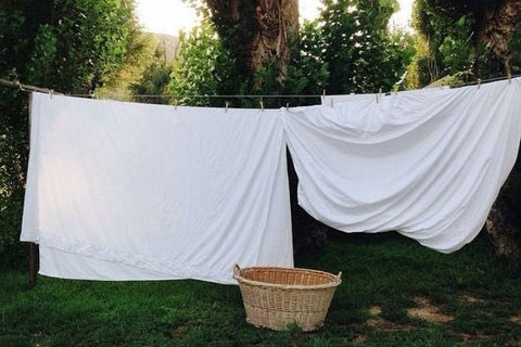 air dry clothes