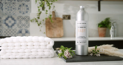 eco wash for baby