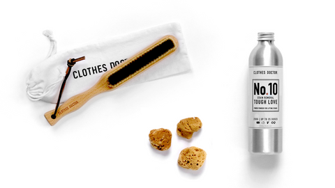 clothing care products