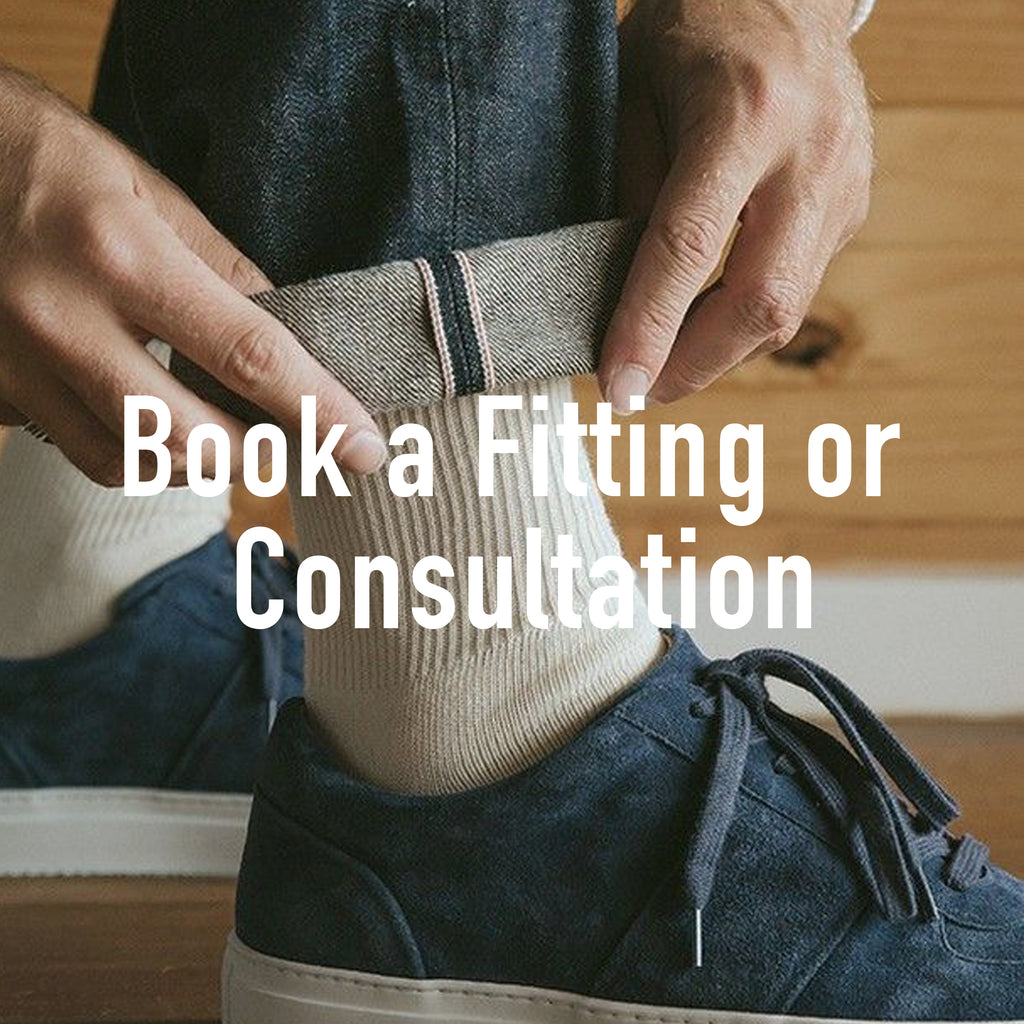 Clothes Doctor Book a Fitting or Consultation