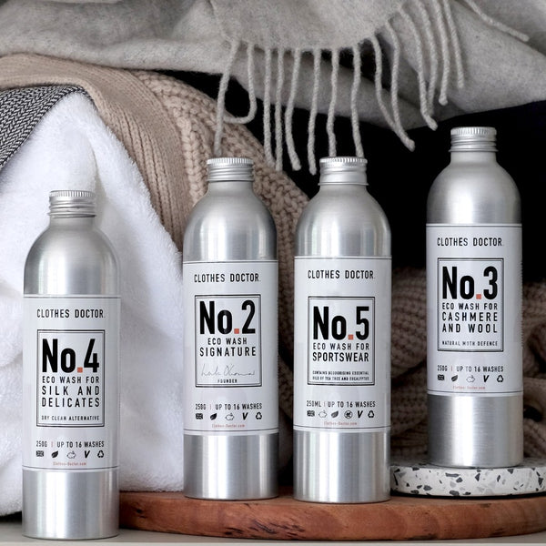 Luxury Bundle - Set of Four Eco Washes