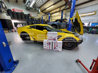 GSpeed NA C7Z06 Track Day Build