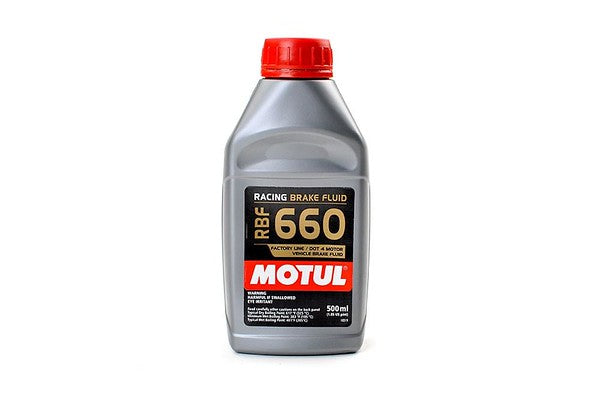 Motul 660 RBF brake fluid