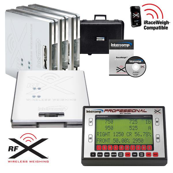 Intercomp SW888RFX™ WIRELESS SCALE SYSTEM