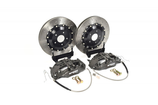 Essex Designed AP Racing Radi-CAL Competition Front Brake Kit Tesla Model 3