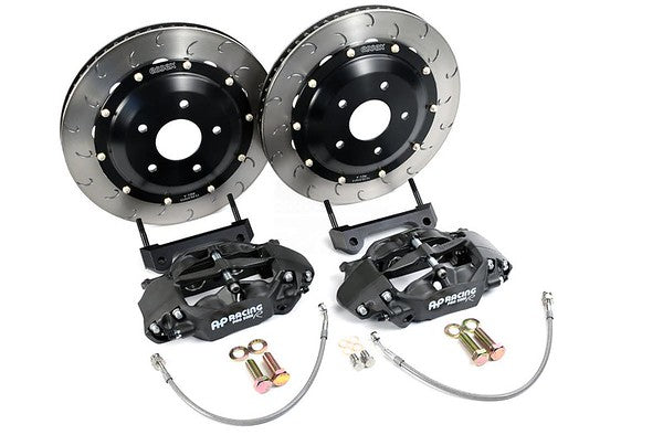 Essex Designed AP Racing Radi-CAL Competition Rear Brake Kit C6 Corvette