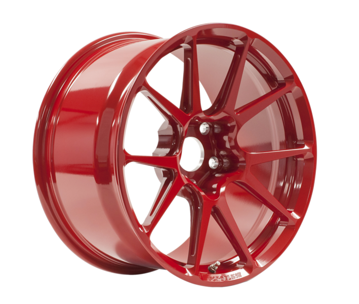 Corvette C5 ForgeLine GS1R Wheels