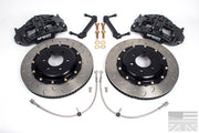 Essex Designed AP Racing Radi-CAL Competition Front Brake Kit C6 Corvette