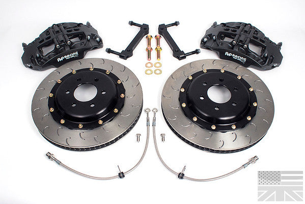 Essex Designed AP Racing Radi-CAL Competition Front Brake Kit C7 Corvette