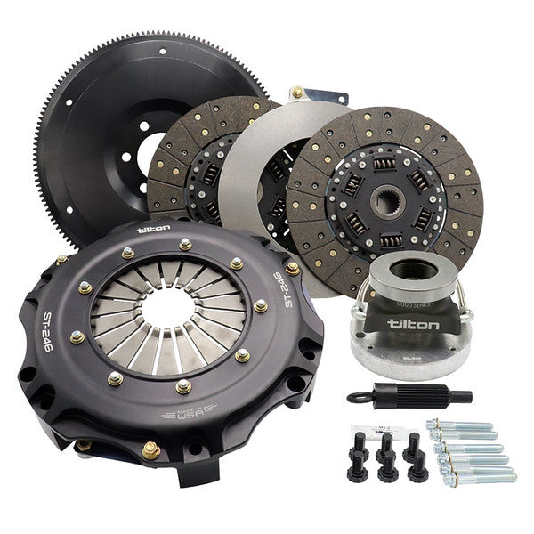 Tilton ST-246 C6 Corvette Clutch Kit