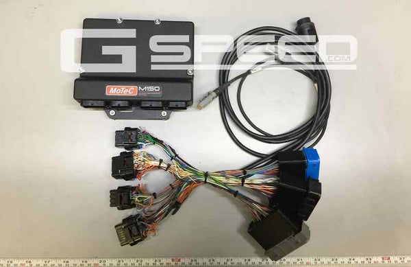 GSPEED C6 Corvette MOTEC Plug and Play Kit