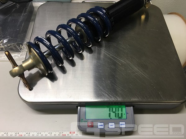 GSpeed Corvette C5 Coil Over kit with Penske shocks