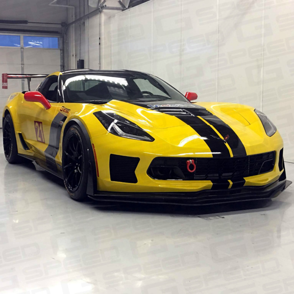 GSpeed Stage II Corvette C7 Z06 Cooling System