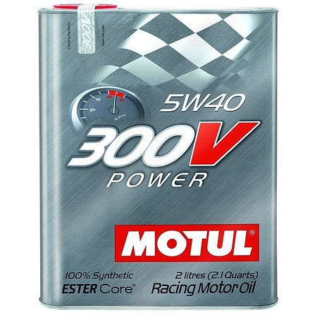 Motul 300V Racing Engine Oil.