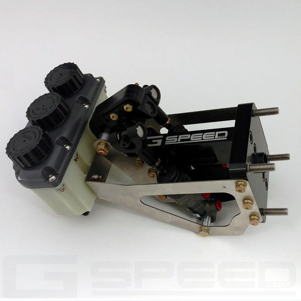 GSpeed Corvette Manual Brake Conversion