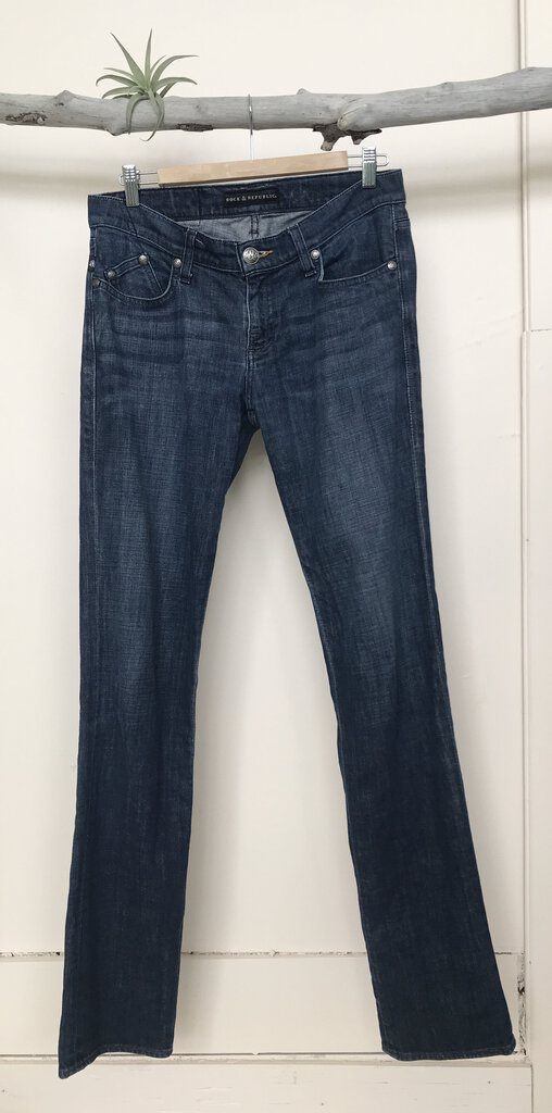 Rock & Republic Stella Straight Leg size 28/6