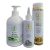 GOLDEN Pack (shampoo, tonic, mask for dry hair and dry scalp)