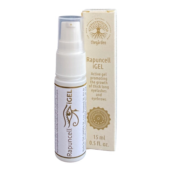 Rapuncell iGel - for long thick lashes and eyebrows in a natural way