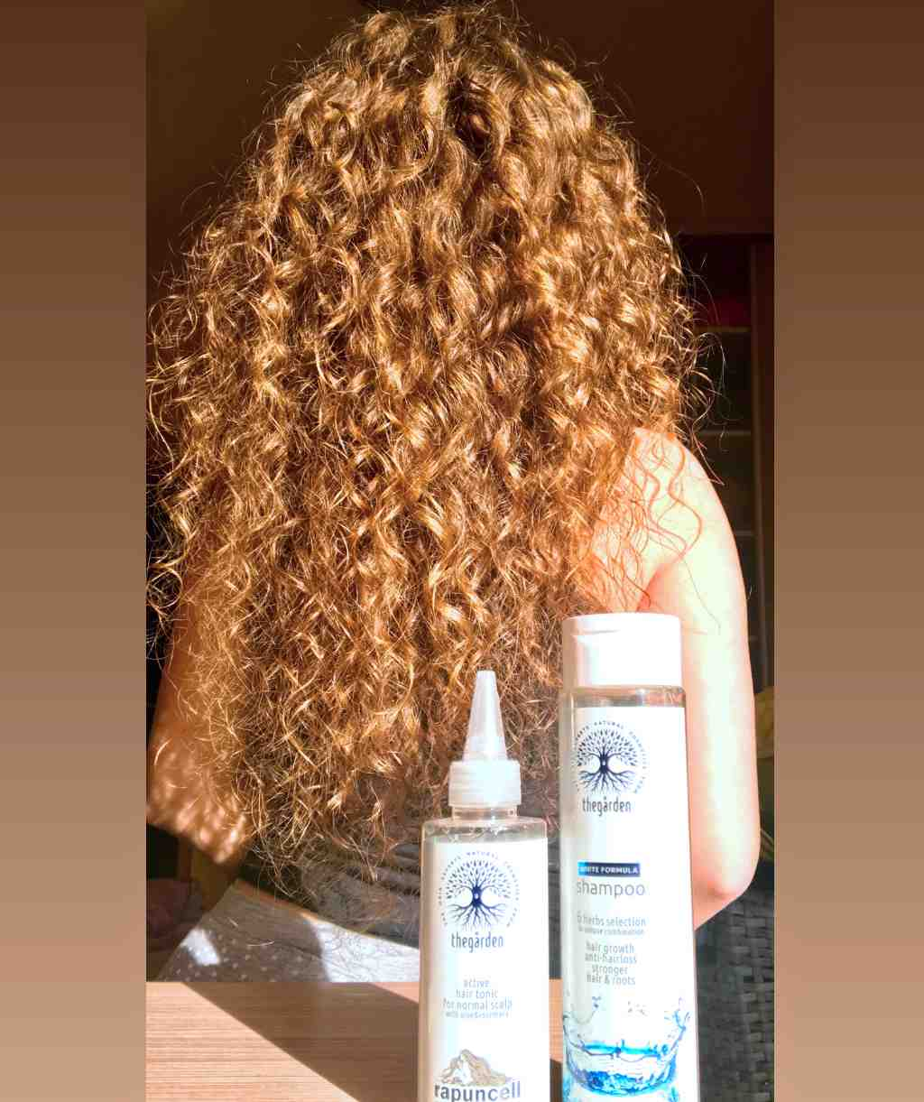 WHITE Duo Pack (shampoo and tonic for dry hair and normal scalp)