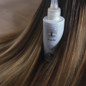 Rapuncell Silver Solution - a tonic to grow hair and stop excessive falling for oily scalp