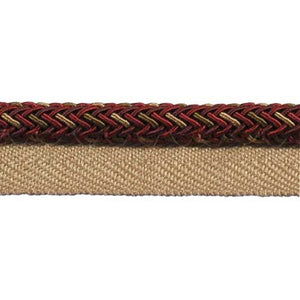"Mulberry Collection- 1/4"" Braided Cord- BC-10002-70/38"