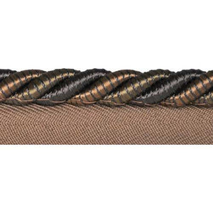"Mulberry - 3/8"" CORD WITH LIP 25 Yard Roll - BC-10003-06"