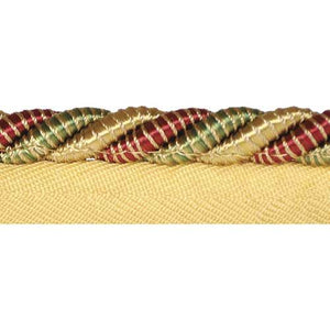 "Mulberry Collection - 3/8"" CORD WITH LIP - BC-10003-17/61"