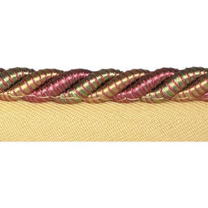 "Mulberry Collection - 3/8"" CORD WITH LIP - BC-10003-88/06"