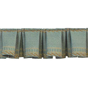 "Mystique Collection-1 3/4"" PLEATED TRIM -BF-1328-23/82"
