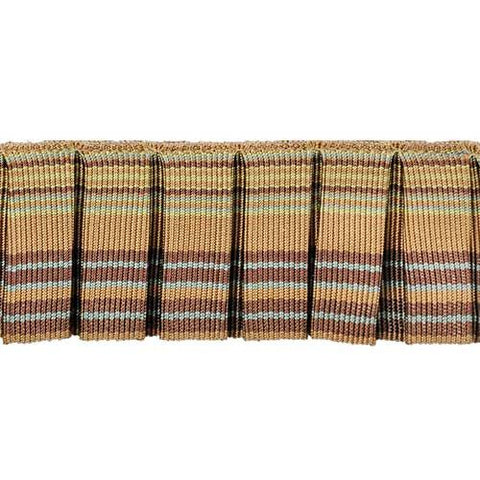 "Pompeii Collection - 2"" Width-PLEATED TRIM-BF-1398-38/11"