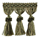 Milante Collection-3  1/2' Tassel Fringe--BF-1478-10/25