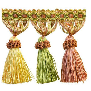 "Milante Collection-3 1/2"" TASSEL FRINGE-BF-1478-20/14"