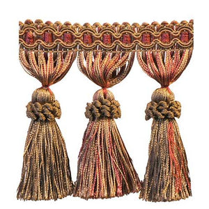 "Milante Collection-3 1/2"" TASSEL FRINGE-BF-1478-81/17"