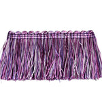 "Elegance Collection 2"" Brush Fringe (25 YD ROLL) in Lilac/Purple - BF-1480-12/26"