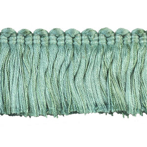 "Colors Collection 2"" Brush Fringe - Turquoise-33"