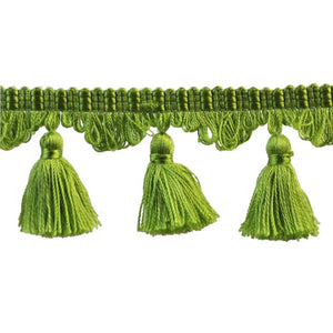 Colors Collection Tassel Fringe - Kiwi-14