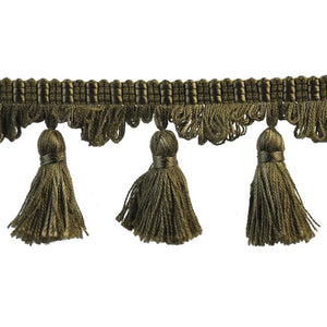 Colors Collection Tassel Fringe - Sable-16