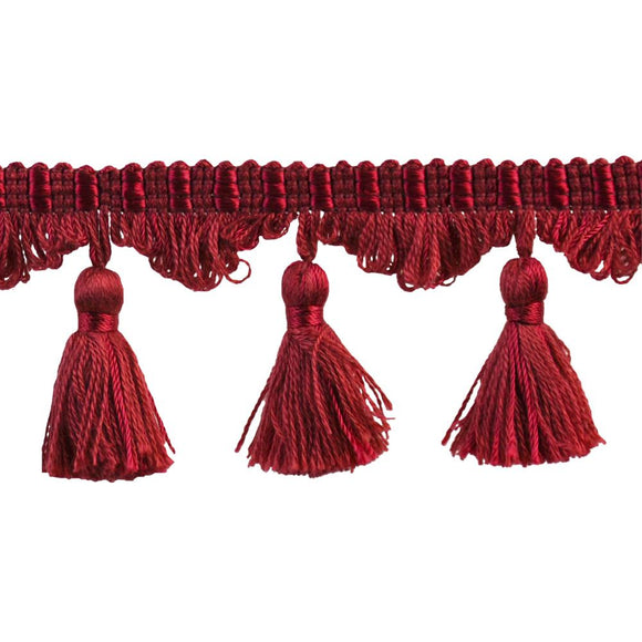 Colors Collection Tassel Fringe - 25 yards Each