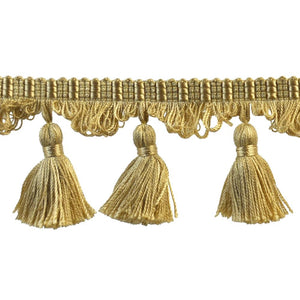 Colors Collection Tassel Fringe - Beige-28